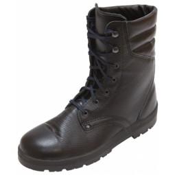 """Ботинки кожаные """"Шторм"""" с высоким берцем ПУ"""
