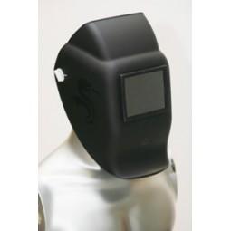 Маска сварщика пластиковая 110х90мм