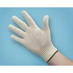 Перчатки трикотажные без ПВХ, 5-ти нитка, хб/пэ