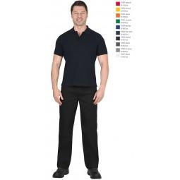 Рубашка-поло короткий рукав