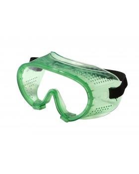 Очки защитные закрытые с прямой вентиляцией