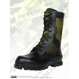 """Ботинки комбинированные """"Тропики"""" с высоким берцем ТЭП р.42"""