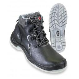 """Ботинки кожаные """"PROTECTION"""" с ПкП (200ДЖ), ПУ/ТПУ"""