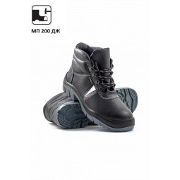 "Ботинки кожаные ""Комфорт"" с МП (200ДЖ),ПУ/ТПУ"