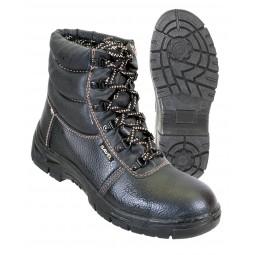 """Ботинки кожаные с завышенным берцем """"FootWear-Универ"""", ПУ"""