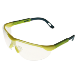 Очки защитные открытые с прозрачной поликарбонатной линзой О85 ARCTIC super (РС)  (18530)