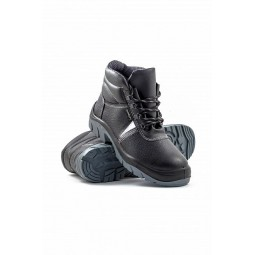 "Ботинки кожаные ""Комфорт"" ПУ/ТПУ"