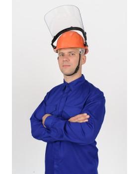 Куртка-рубашка для защиты от электрической дуги, 13 кал/см2