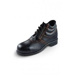 """Ботинки кожаные в комплекте от электродуги """"СпецпошивТермо"""""""
