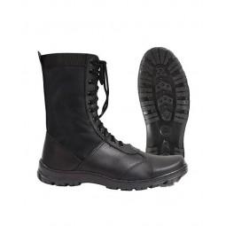 """Ботинки с высоким берцем """"ЗАСТАВА"""", комбинированные (кожа+ткань(кордура))"""