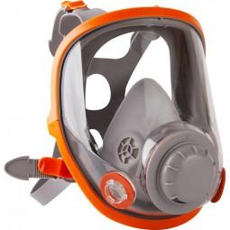 Полнолицевая маска 5950 промышленная, в комплекте пленка 5951