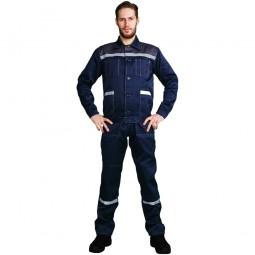 "Костюм ""Легион/Легионер"": куртка кор+п/к, цв. т.-синий/серый и СОП 25мм"
